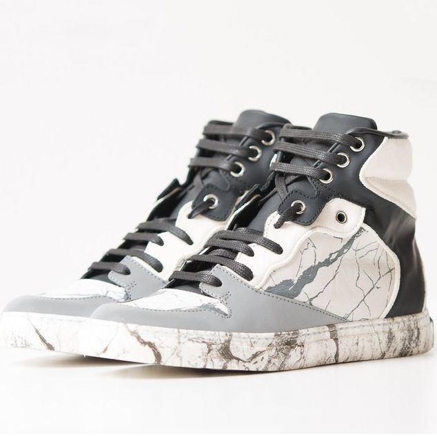 Stone-Inspired Designer Kicks
