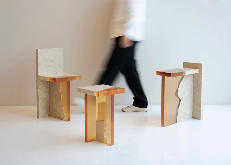 Ethical Marble-Accent Furniture