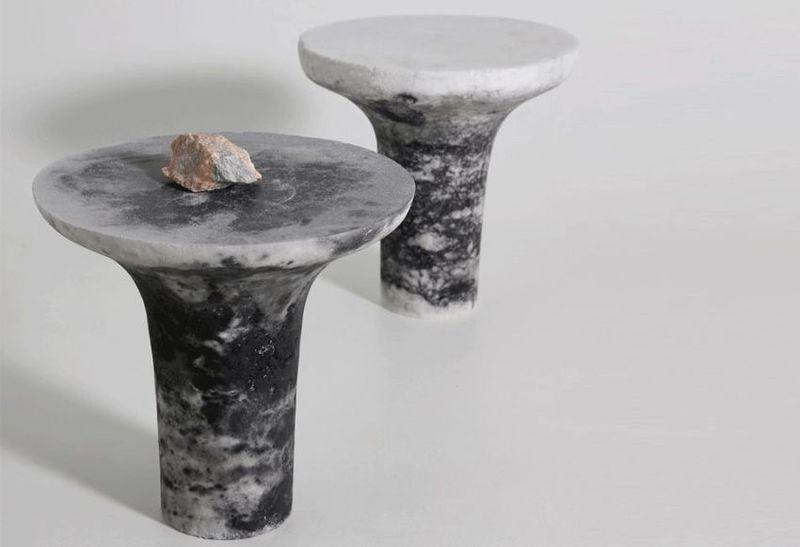 Sustainable Salt-Made Furniture