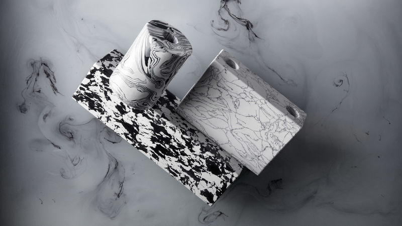 Curiously Mysterious Marble Homeware