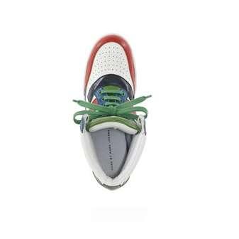 Athletic Wedge Heels