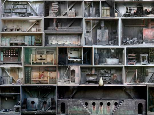 Deranged Dollhouses Marc Giai Miniet