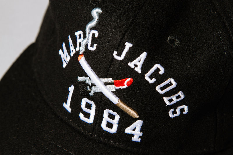 Collaborative Designer Hats   Marc Jacobs Ebbets Field 6f4207164ae