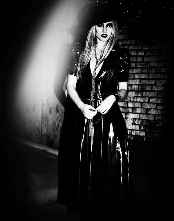 Gothic Goddess Shoots