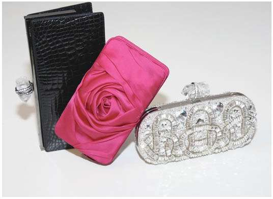 Gown-Like Clutches