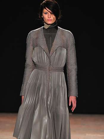 Pleated Illusion Runways
