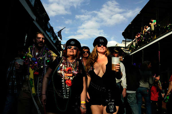 Carnival Celebration Captures