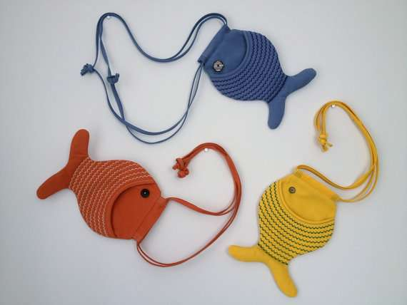 Fish-Shaped Sachets