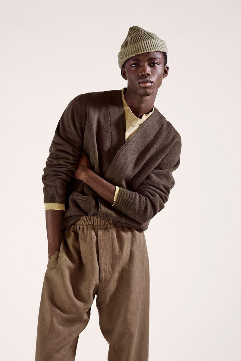 Ultra Minimal Spring Menswear
