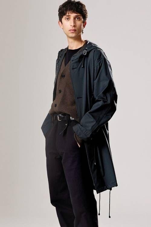 Minimal Rain-Ready Fashion