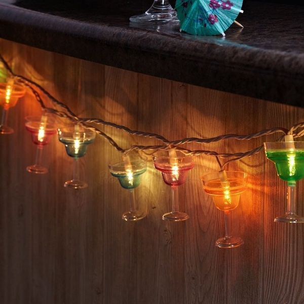Alcoholic Home Decor