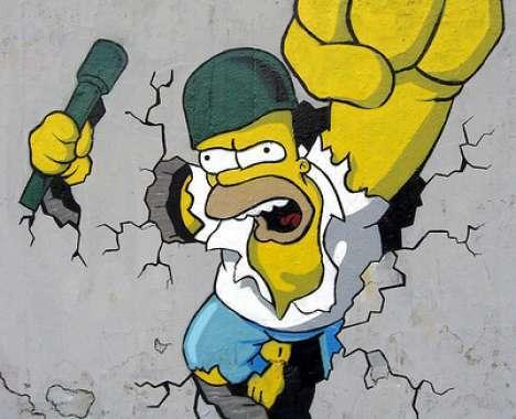 Playboy Marge Simpson