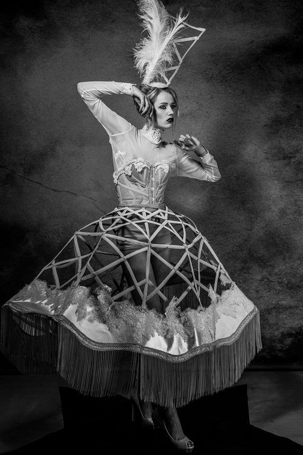 Sculptural Costume Coutre