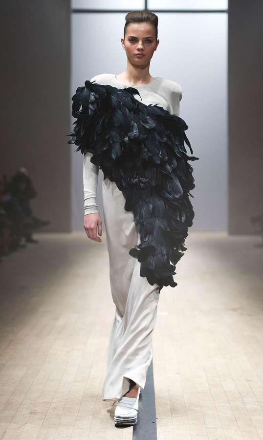 Black Swan Designer Details