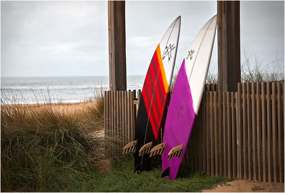 Functional Hand Crafted Surfboards