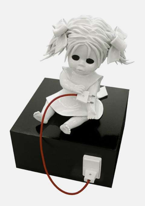 Ghastly Porcelain Dolls