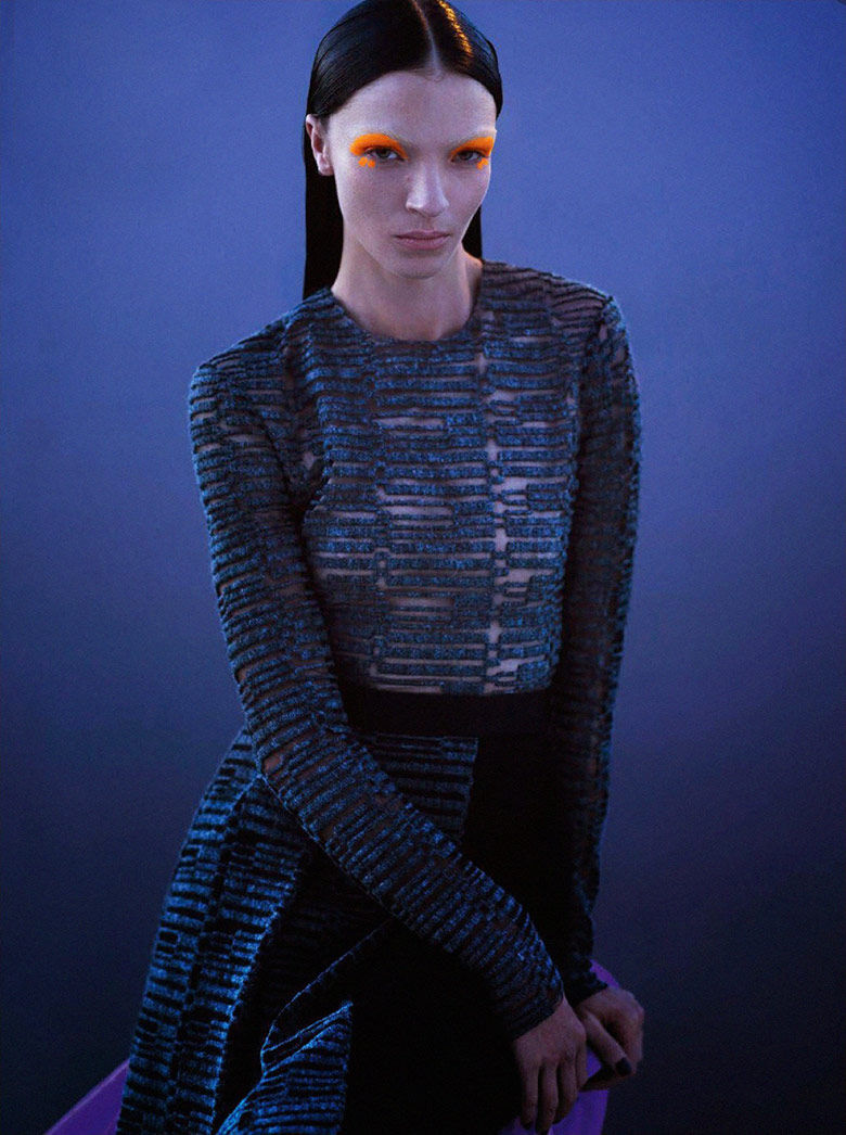 Fiercely Futuristic Editorials