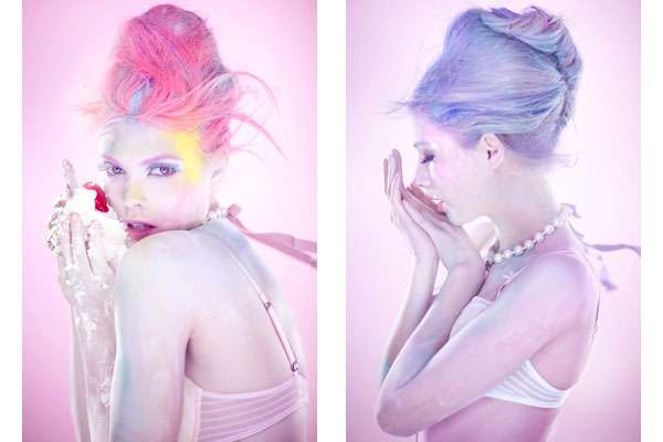 Pastel Pastry Photography