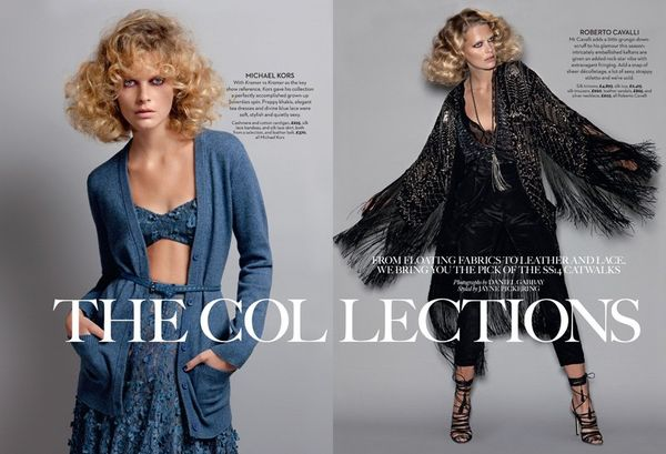 Eclectic Wardrobe Editorials