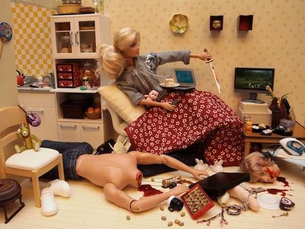 Homicidal Dolls