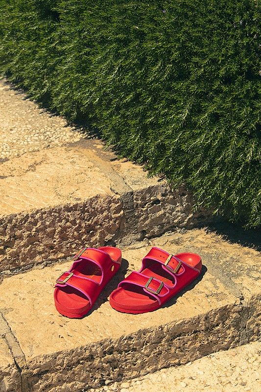 Tuscan-Inspired Sturdy Sandals