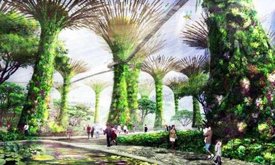 Eden-Esque Solar Gardens