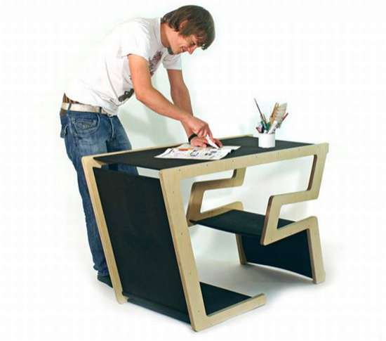 Secret Identity Furniture