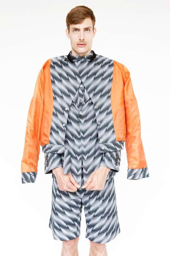 Op Art Menswear
