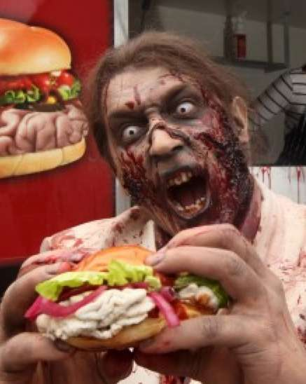 Zombie Food Trucks