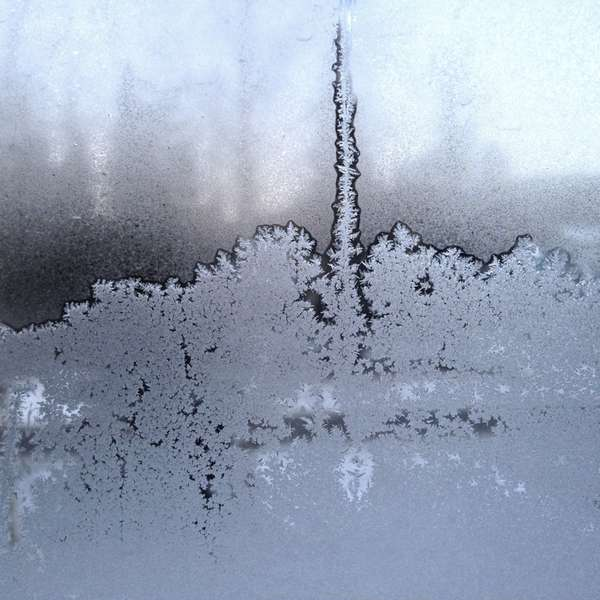 Frosted Window Photographs