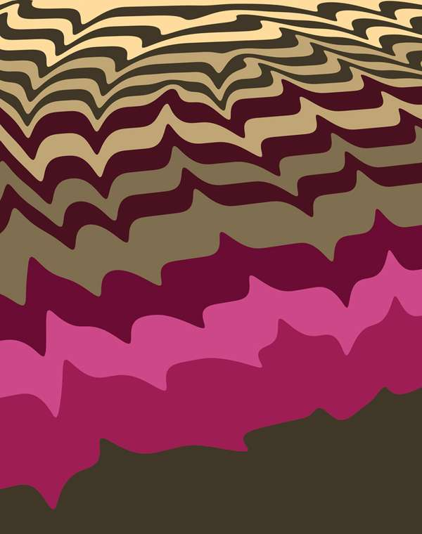 Groovy Graphic Textiles