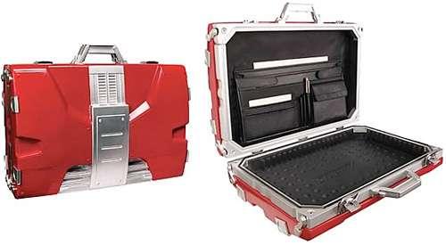 Superhero Suitcase Replicas