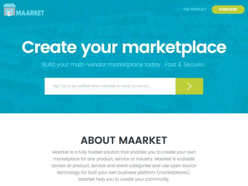 Multi-Vendor Marketplace Platforms