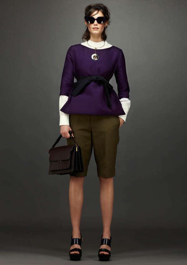 Eccentric Ladylike Fashion