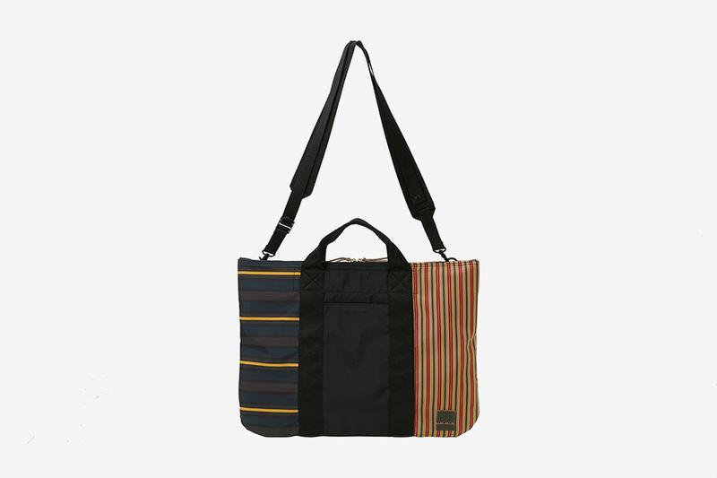 Pattern-Emblazoned Bag Capsules