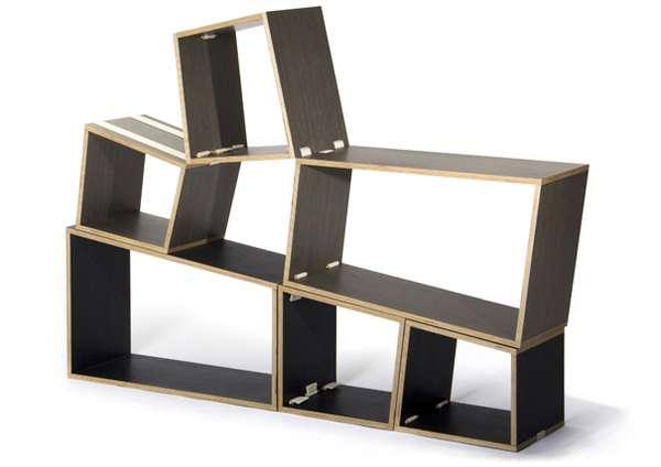 Haphazardly Modular Furniture