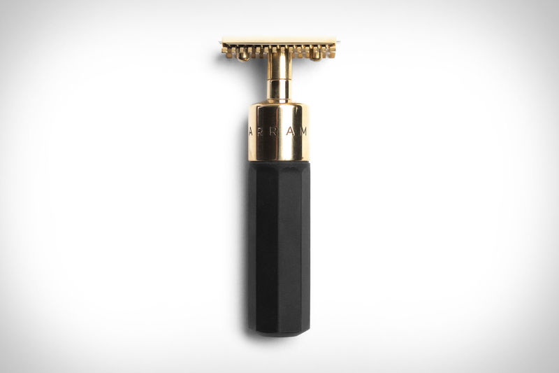 Solid Brass Safety Shavers