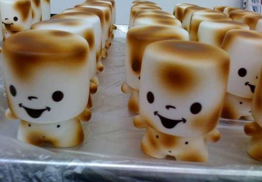 Cutesy Confection Figurines
