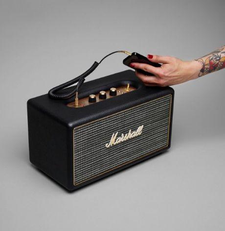 Amplifier-Inspired Speakers