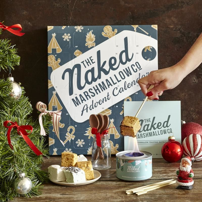 Gourmet Marshmallow Advent Calendars