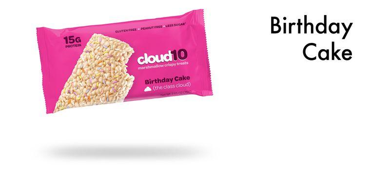 Protein-Packed Marshmallow Treats