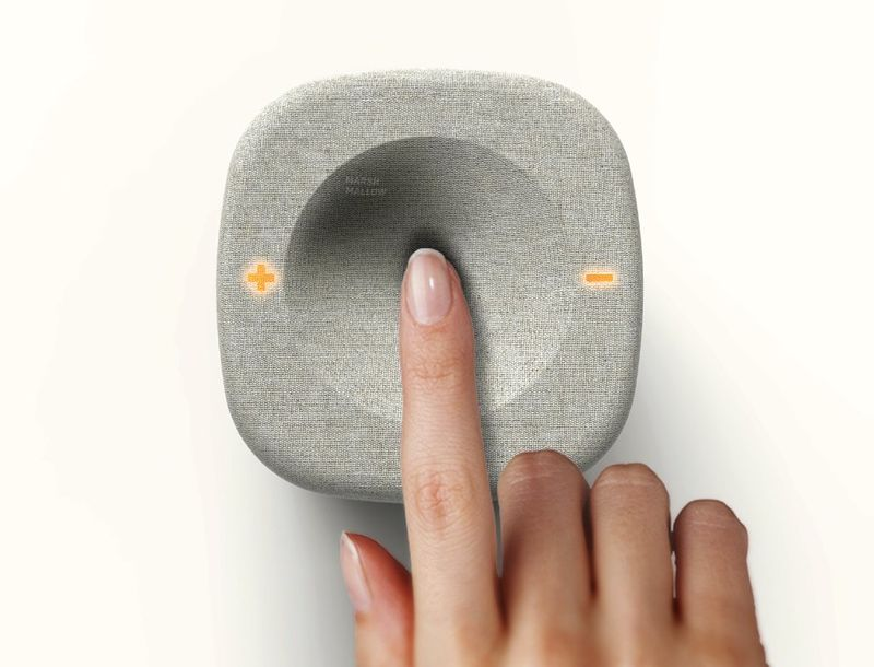 Cushy Interactive Speakers