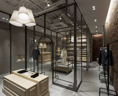 Caged Couture Shops