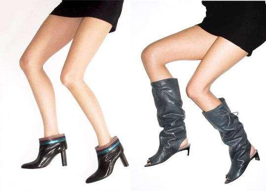 Funky Fall Footwear
