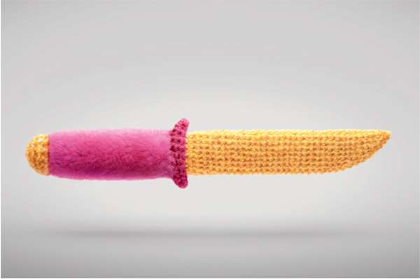 Crocheted Weapon Campaigns