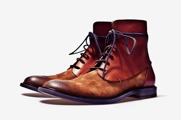 Refined Rugged Footwear