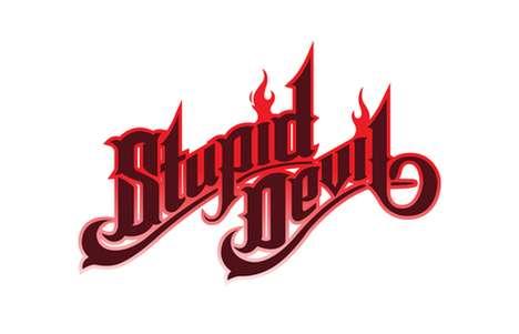 Devilish Dashing Calligraphy