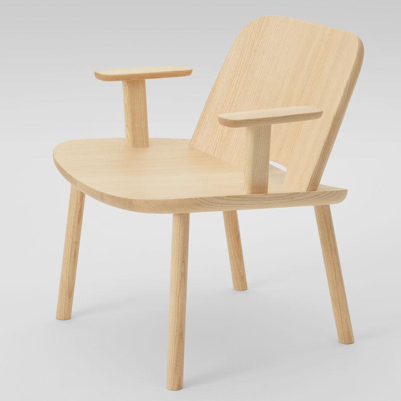 Collaborative Designer Wooden Chairs