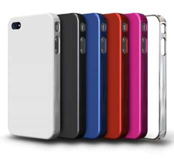 Color-Block iPhone Cases