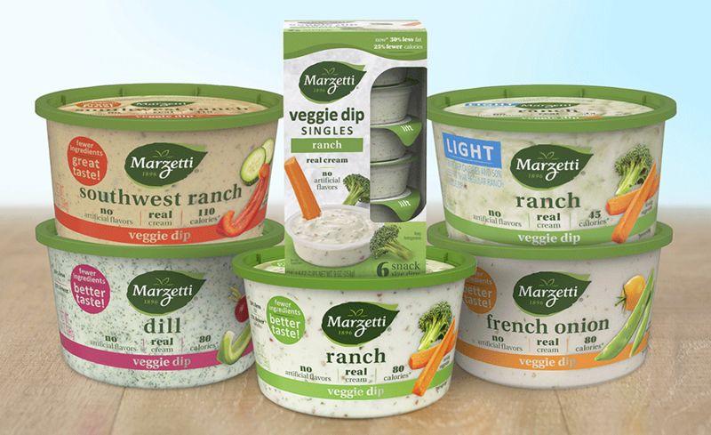 Clean Ingredient Veggie Dips